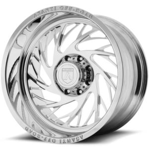 Asanti Offroad Series Wheels AB104 Full Polished