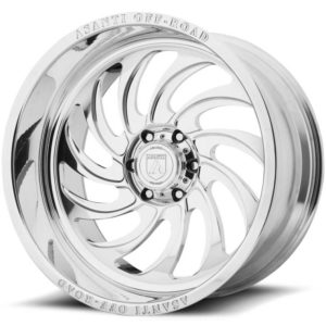 Asanti Offroad Series Wheels AB105 Full Polished