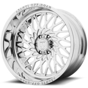 Asanti Offroad Series Wheels AB106 Full Polished