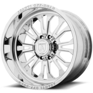 Asanti Offroad Series Wheels AB107 Full Polished