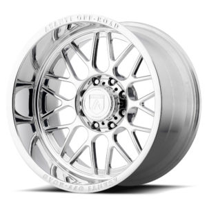 Asanti Offroad Series Wheels AB102 Full Polished