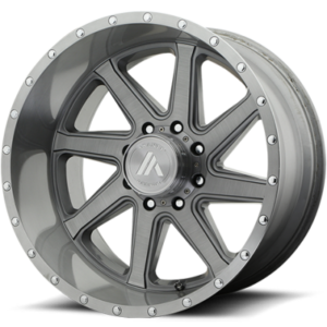 Aanti Offroad Series Wheels AB8914 Brushed Finish