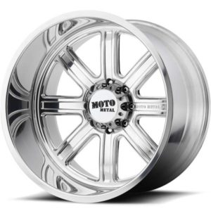 Moto Meal MO402 Polished Wheels