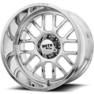 Moto Metal MO404 Polished Wheels