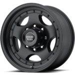 American Racing AR23 Satin Black Wheels