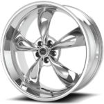 American Racing AR605M Torq Thrust M Chrome Wheels