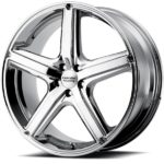 American Racing AR883 Maverick Chrome Wheels