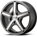 American Racing AR883 Maverick Machine Anthracite Wheels