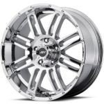 American Racing AR901 PVD Wheels