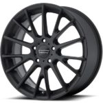 American Racing AR904 Satin Black Wheels