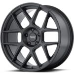 American Racing AR913 Apex Satin Black Wheels