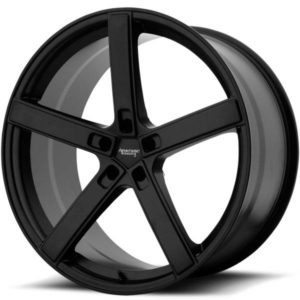 American Racing AR920 Blockhead Satin Black Wheels