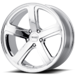 American Racing AR922 Hot Lap Chrome Wheels