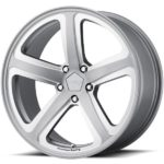 American Racing AR922 Hot Lap Satin Gray Milled Wheels
