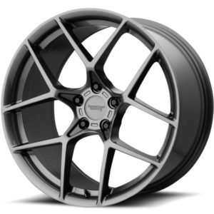 American Racing AR924 Crossfire Graphite Wheels