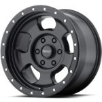 American Racing AR969 Ansen Off Road Satin Black Wheels