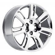 Factory Reproductions Style 48 Chrome Wheels