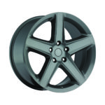 Factory Reproductions Replica Wheels Style 63 Jeep Grand Cherokee SRT8 Competition Grey