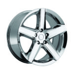 Factory Reproductions Replica Wheels Style 63 Jeep Grand Cherokee SRT8 Chrome