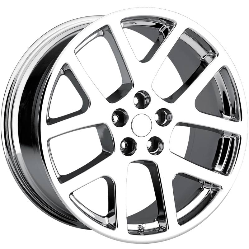 Factory Reproductions style 64 Viper Chrome Wheels