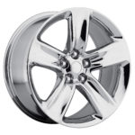 Factory Reproductions Replica Wheels Style 68 2014 Jeep Grand Cherokee SRT Chrome
