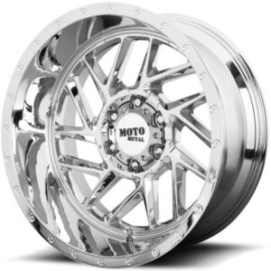 Moto Metal MO985 Breakout Chrome Wheels