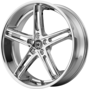 Asanti ABL-7 Chrome Wheels