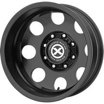 ATX Series AX204 Satin Black Baja Rear Dually Wheel