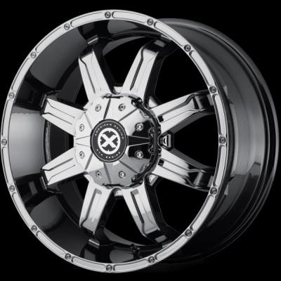 ATX Series AX192 Blade Bright PVD Wheels
