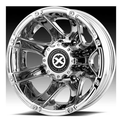 ATX Series AX188 Ledge Rear Dually Wheels
