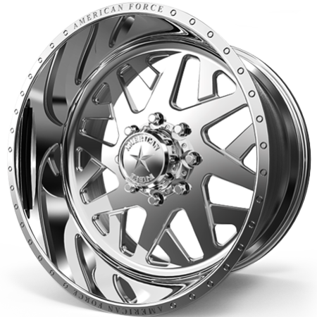 American Force Chopper Polished Wheels