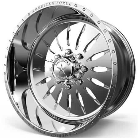 American Force Corona Polished Wheels