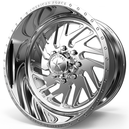 American Force F31 Kash Polished Wheels