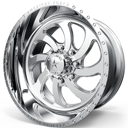 American Force G37 Grip SS Wheels