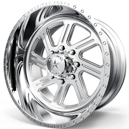 American Force G38 Ikon SS Wheels