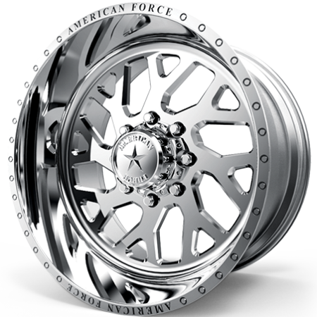 American Force G77 Lucky SS Wheels
