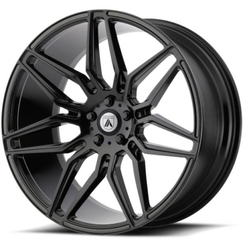 Asanti ABL-11 Gloss Black Wheels