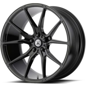 Asanti ABL-13 Gloss Black Wheels