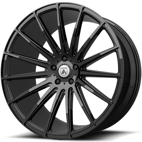 Asanti ABL-14 Gloss Black Wheels