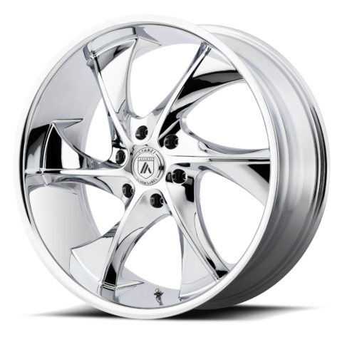 Asanti ABL-17 Chrome Wheels