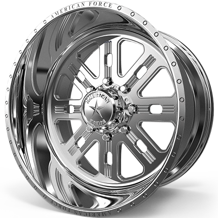 American Force Buckshot SS Wheels