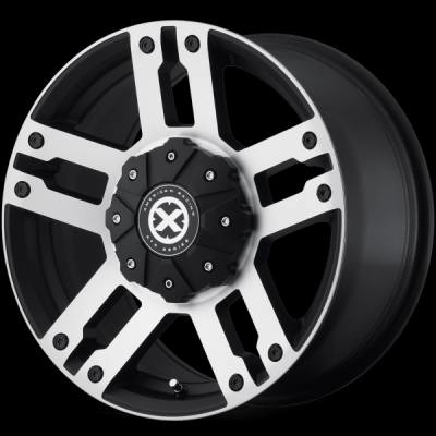 ATX Series AX190 Blade Dune Machine Black Wheels