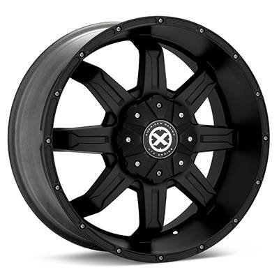 ATX Series AX192 Blade Satin Black Wheels