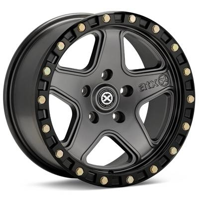 ATX Series AX194 Ravine Matte Gray Wheels