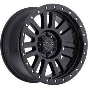 Black Rhino El Cajon Matte Black Wheels