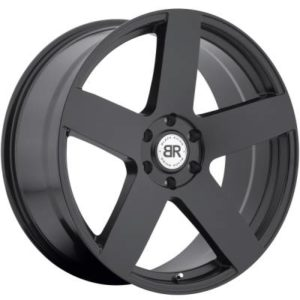 Black Rhino Everest Matte Black Wheels