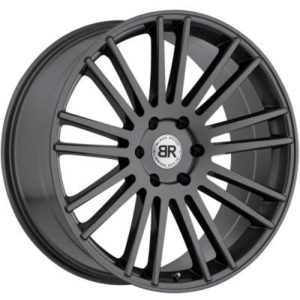 Black Rhino Kruger Gloss Gunmetal Wheels