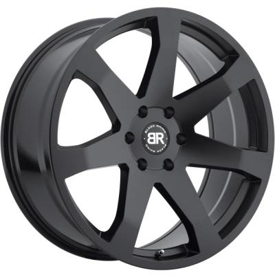 Black Rhino Mozambique Matte Black Wheels