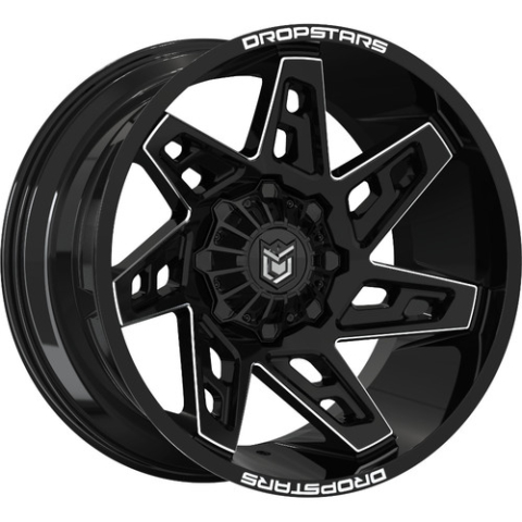 Dropstars 653BM Deep Concave Wheels
