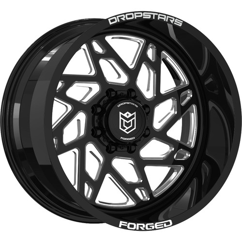 Dropstars F60BM1 Forged Wheels